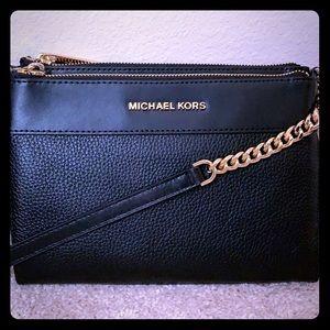 NWT MICHAEL KORS belted crossbody bag